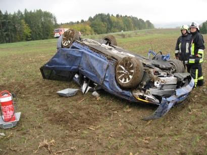 Unfall Hollfeld