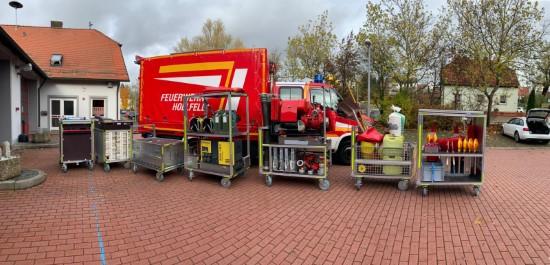 GW-L1 der Hollfelder Feuerwehr